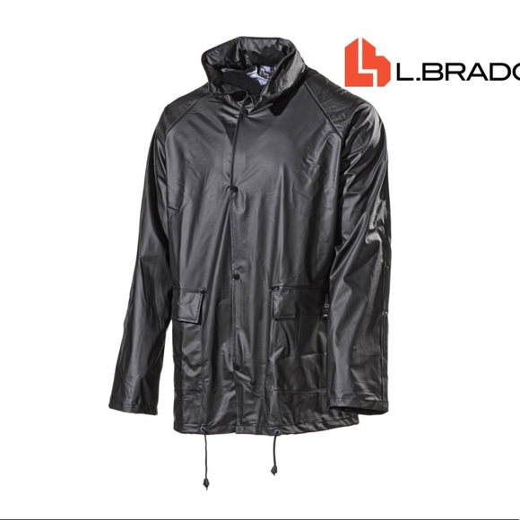 L.Brador men's raincoat